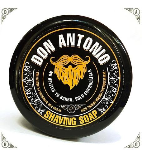 jabon de afeitar don antonio beard oil