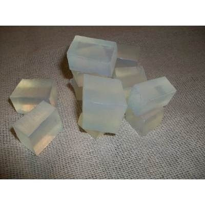 jabón de glicerina opaco 1 kg