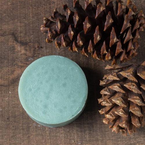 jabon de pino silvestre natural importado marca sappo hill