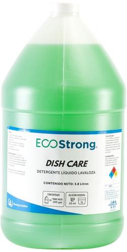 jabón detergente de trastes biodegradable concentrado