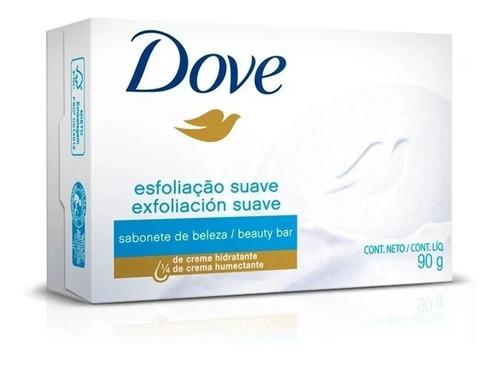 jabon dove corporal beauty exfoliacion suave diaria 90gr
