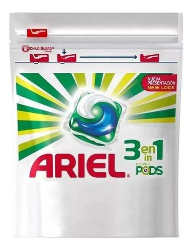 jabón en cápsulas ariel pods x 31 unidades