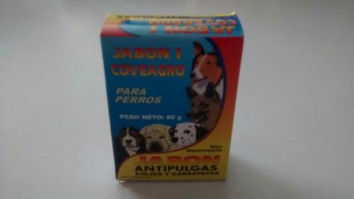 jabon garrapaticida