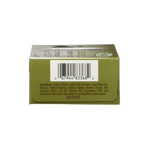 jabón humectante de aceite de oliva alpen secrets, 5 onzas (