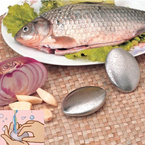 jabon jabón de acero elimina olores cocinar alimentos olor