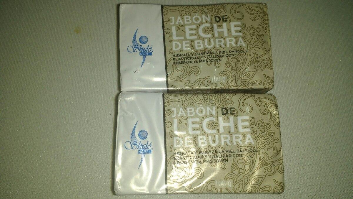 Jabon Leche De Burra Desvanece Pecas Aclarante De Piel 300 00