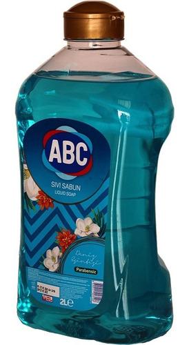 jabón liquido abc brisa marina de 2 litros