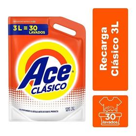 Jabon Liquido Ace 3 Litros