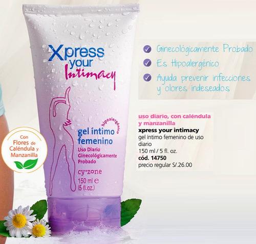 jabon liquido higiene intima xpress your intimacy cyzone