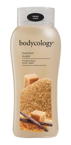 jabón líquido para el cuerpo bodycology toasted sugar
