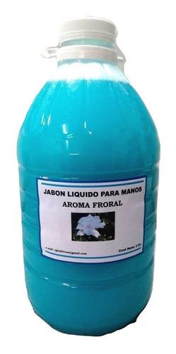 jabon liquido para manos agradable aroma 3 litros