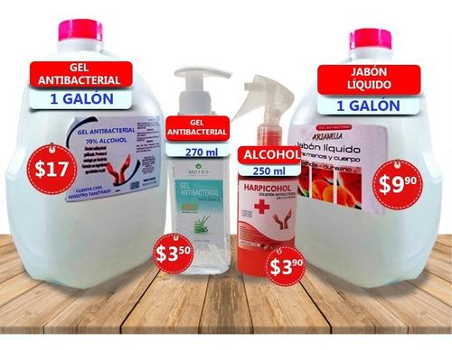 jabon liquido para manos galon con aromas fabrica