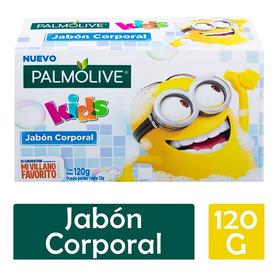 Jabón Palmolive Naturals Kids Minions 120g