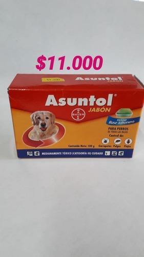jabon para perros y gatos asultol - kg a $110