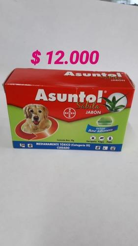 jabon para perros y gatos asultol  sabi - kg a $120