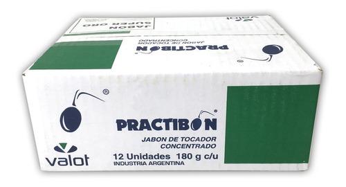 jabón perita para manos practibon caja 12u | valot oficial