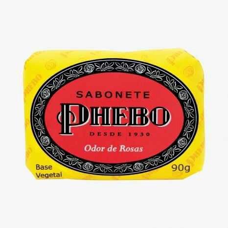 jabón phebo brasil 100% original