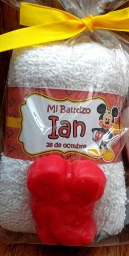 jabon recuerdo baby shower