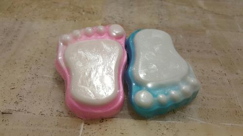 jabón terapéutico,cosmético y decorativo.