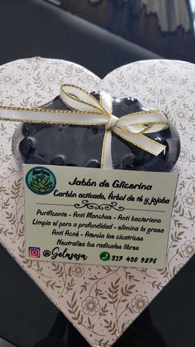 jabones de glicerina 100% naturales
