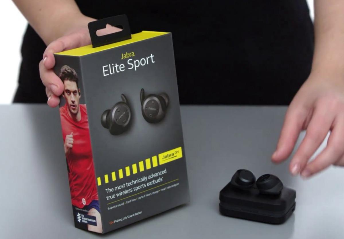 jabra elite sport wireless