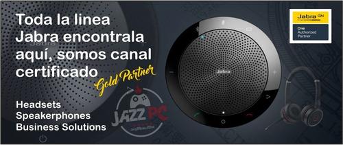 jabra speak 510ms altavoz parlante conferencia canal oficial jazz pc soluciones multimediales para empresas