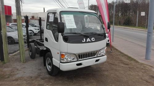 jac 1035 100 % financia rápido, fácil y sencillo