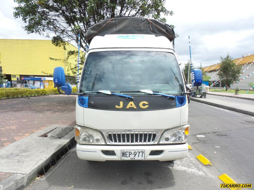jac 1035 estacas