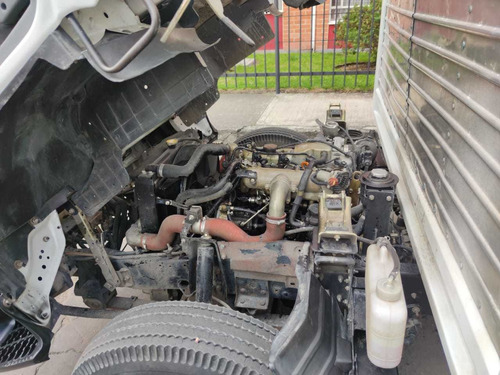jac 1035 furgon carga seca 2.4 ton 2800cc