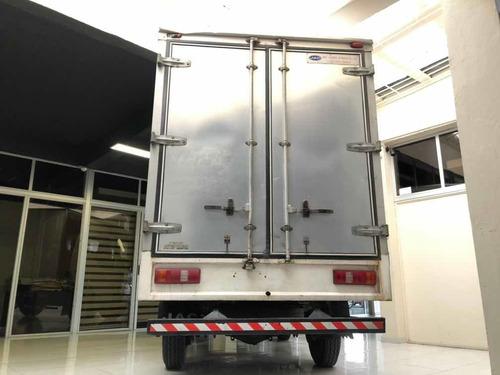 jac 1035 unico dueño con furgon