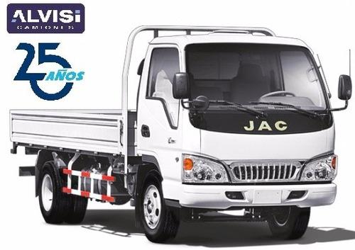 jac 1040 doble rueda con caja b. rebatibles abs sin iva