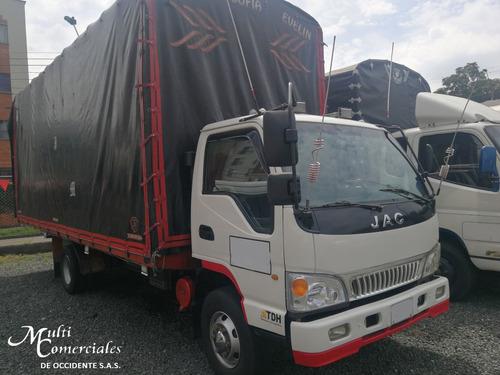 jac 1060 estacas modelo 2014 para 6 toneladas