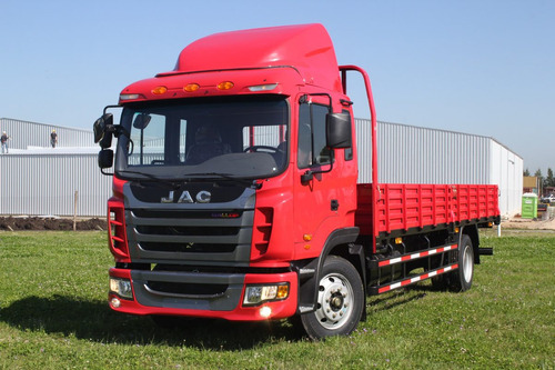 jac 160hp camion full/entrega inmediata/u$s 30.000 cif
