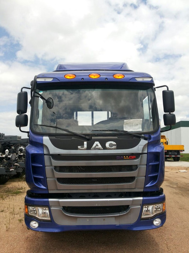 jac 190hp 4x2 camion gallop 10 ton-entrego ya u$s 37.000 cif