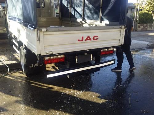 jac 2015 doble cabina unico dueño