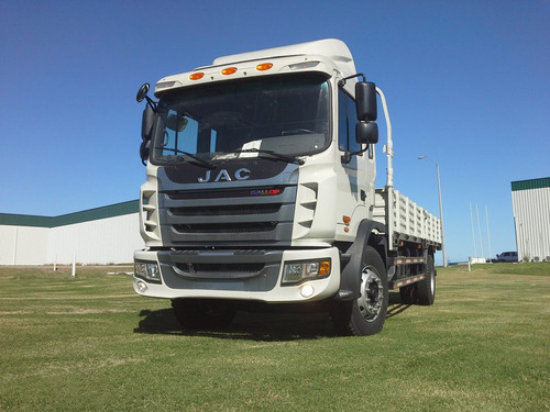 jac 250hp 4x2 camion/entrega inmediata/ u$s 42.000 cif