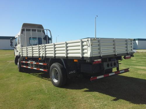 jac 250hp 4x2 camion/entrega inmediata/u$s 42.000: cif-okm
