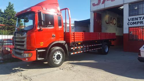 jac 250hp 4x2 camion/entrega inmediata/u$s 45.500: cif-okm