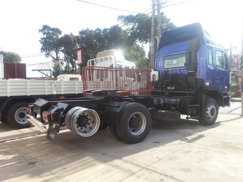 jac 336hp 4x2 y 6x2 tractor-entrega ya/ cif u$s 46.000