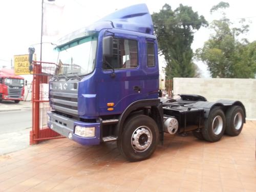 jac 375hp 6x4 tractor / entrega inmediata/ c.i.f.-u$s 55.000