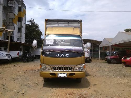 jac furgon 2010