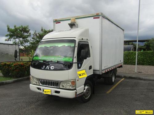 jac furgon
