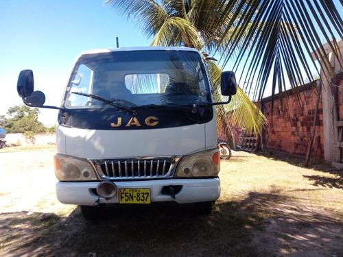 jac hfc 1040k motor y caja de nissan