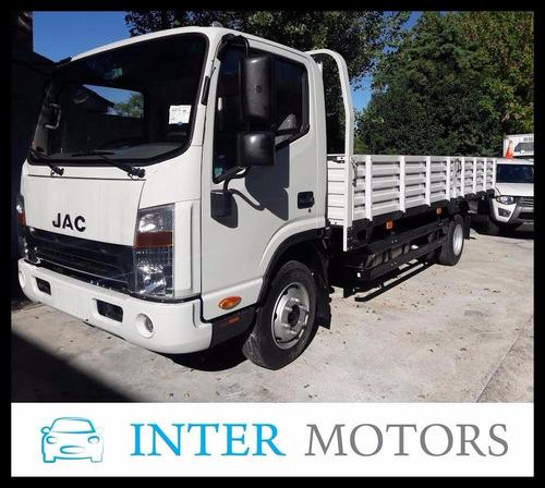 jac hfc 1048 0km cummins 3900cc 4700 kgs. inter motors