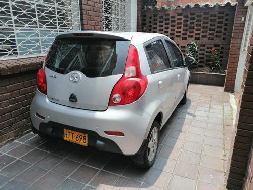 jac j2 vehículo 1000cc, poco uso, muy económico de gasolina