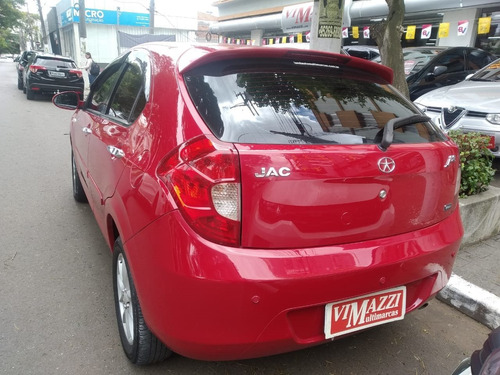 jac j3 1.4 16v gasolina 4p manual