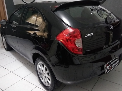 jac j3 turin 1.4 16v série brasil 4p 2012