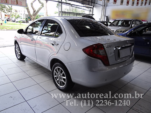 jac j3 turin 1.4 impecável / financiamos sem entrada