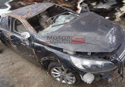 jac j5 2011/2012 sucata para retirada de peças