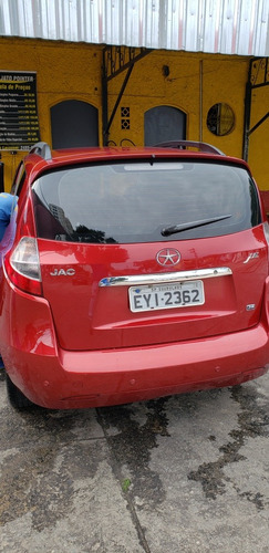 jac j6 2.0 16v diamond 7l 5p 2012